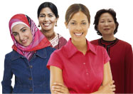 Join our Global Network of Women Business Leaders on Facebook!